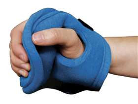 Ventopedic Palm Protector With Cylinder Roll - Artxmedical