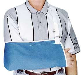 AliMed 510636 Universal Arm Sling, Blue Denim - Artxmedical