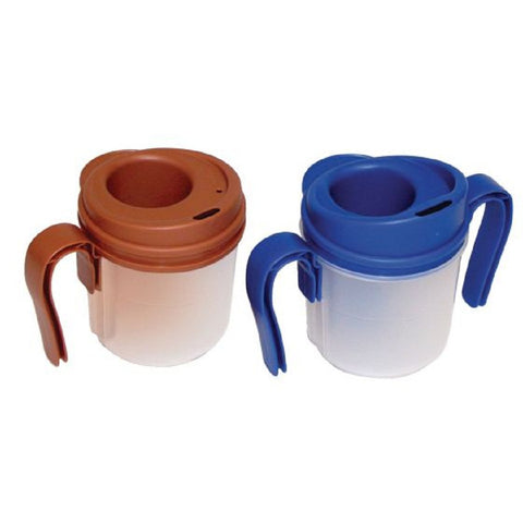 Regulating Drinking Cup