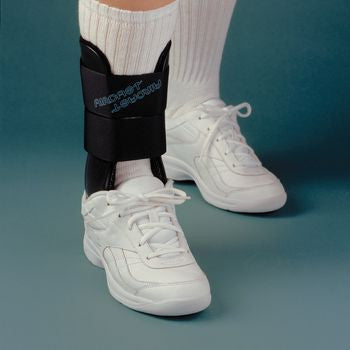 "Aircast 081104520 Air-Stirrup Light Universal Ankle Brace - 9 1/2"" H - Artxmedical"