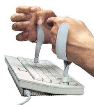 Clear View Typing Aid