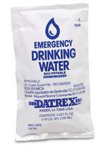 AliMed 71868 Emergency Drinking Water Pouches - Artxmedical