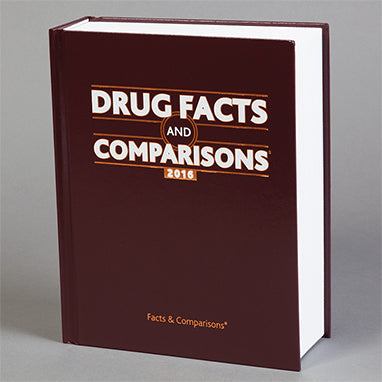 Health Care Logistics 11639 Drug Facts and Comparisons - Artxmedical