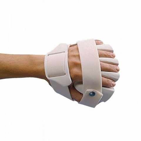 Hand-Based Anti-Spasticity Ball Splint