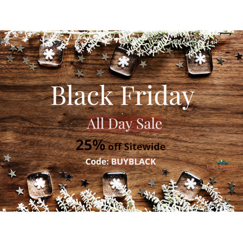 tree naturals black friday all day sale