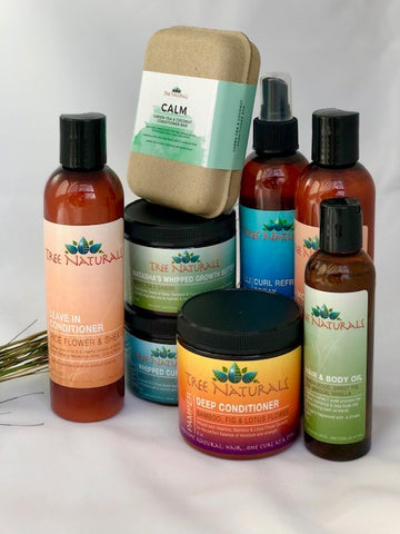 Tree Naturals Product Junkie Bundle
