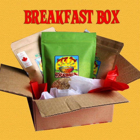 Singing Bowl Granola Breakfast Box