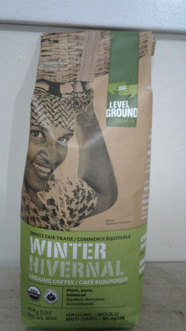Level Ground Trading Fair Trade Coffee