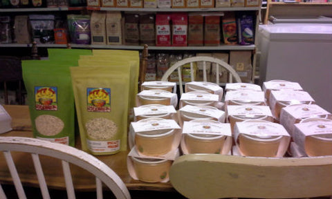 Singing Bowl Granola Specialty Porridge ready to hit the shelves at Niagara Grocery