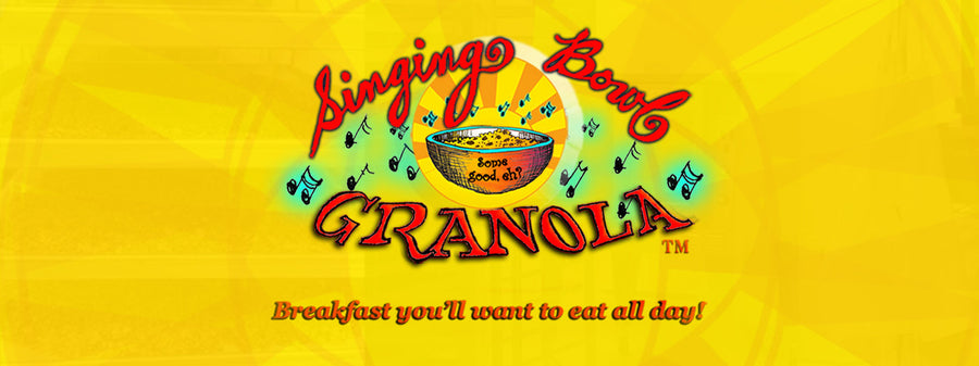 Singing Bowl Granola