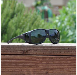 Cocoons  Black Polarized Sunglasses