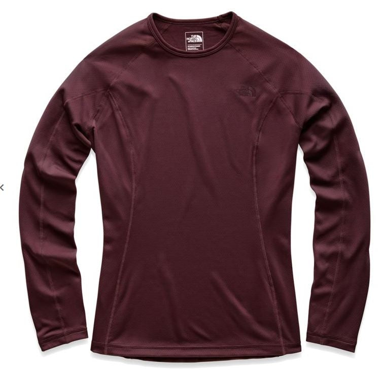 The North Face WOMEN'S Warm Long-Sleeve Crew Neck