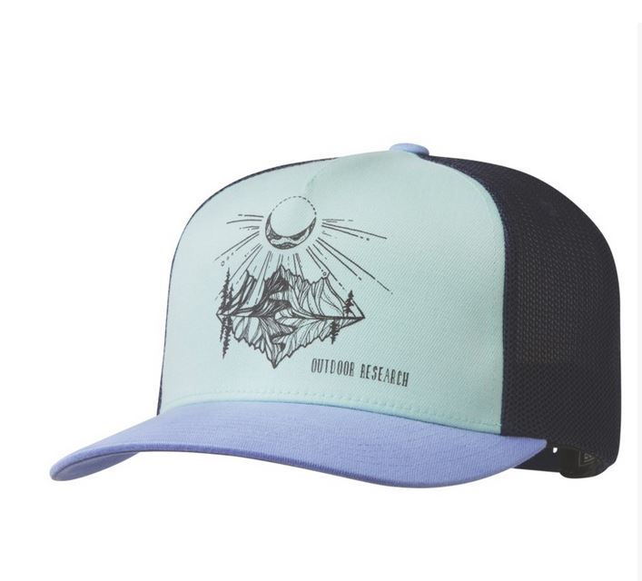 Outdoor Research Moonshine Trucker Hat