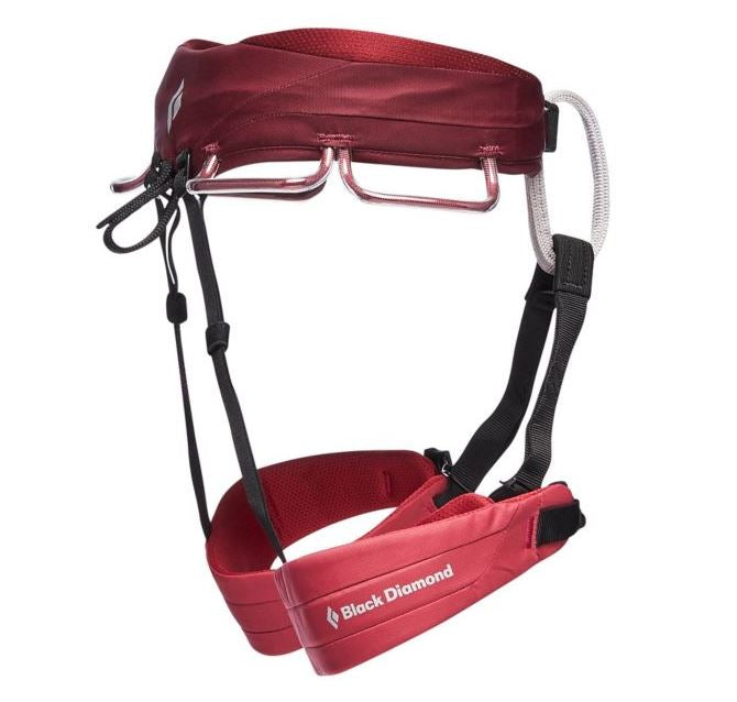 Black Diamond MOMENTUM HARNESS - WOMEN'S