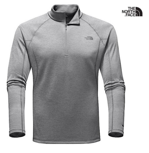 The North Face Men's Warm L/S Zip Neck
