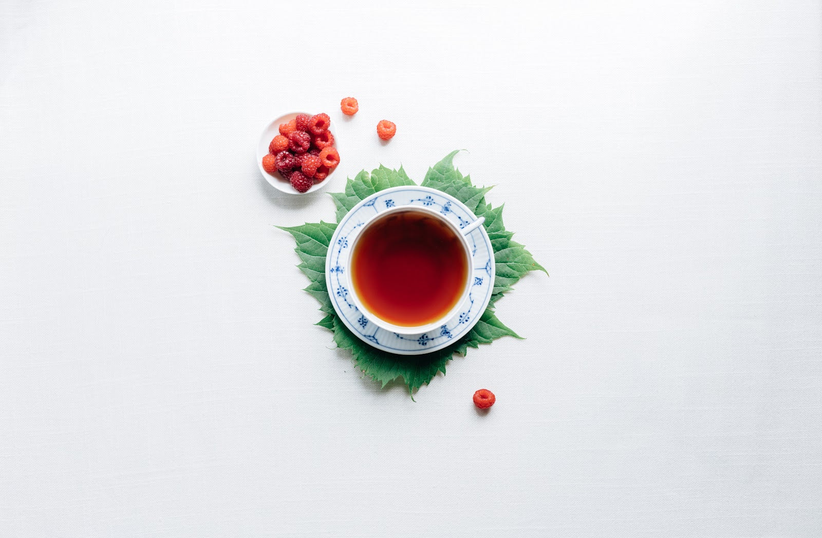 Menopause supplements: red raspberry leaf