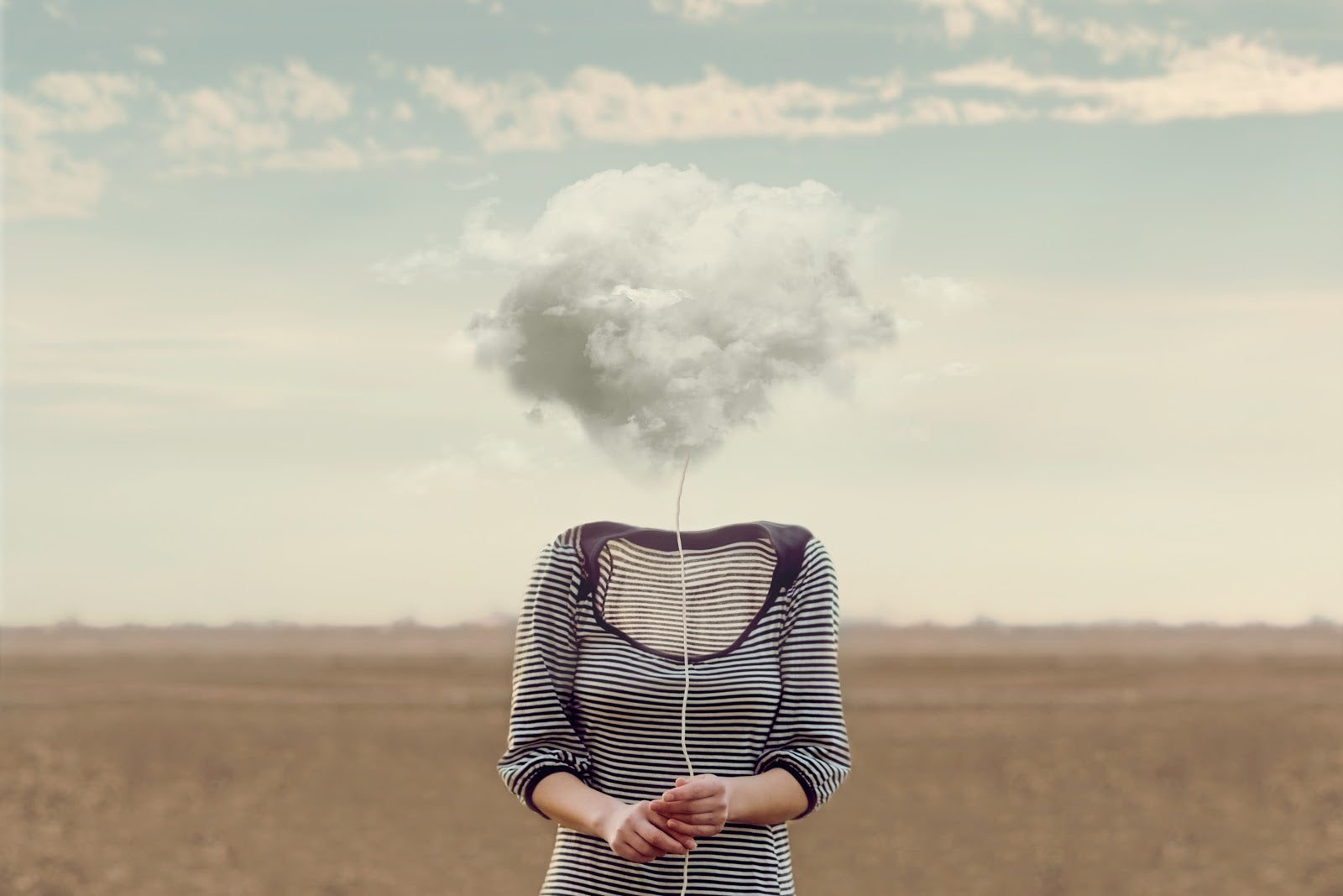 head cloud brain fog