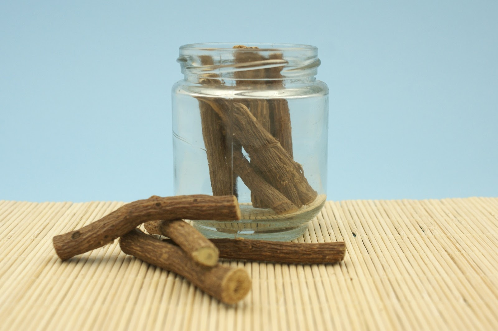Menopause supplements: licorice root