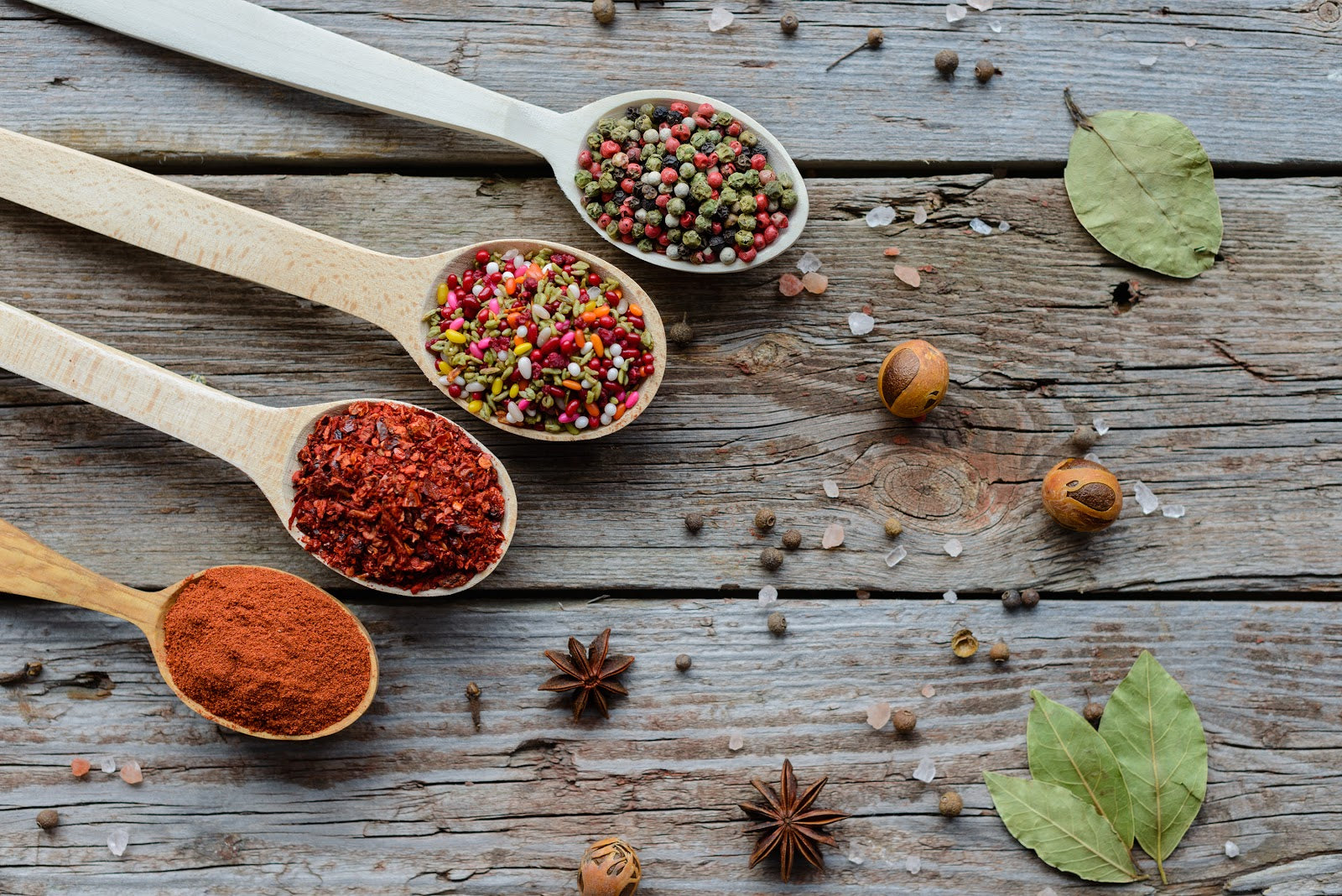 Adaptogenic herbs: Spoonfuls of spices