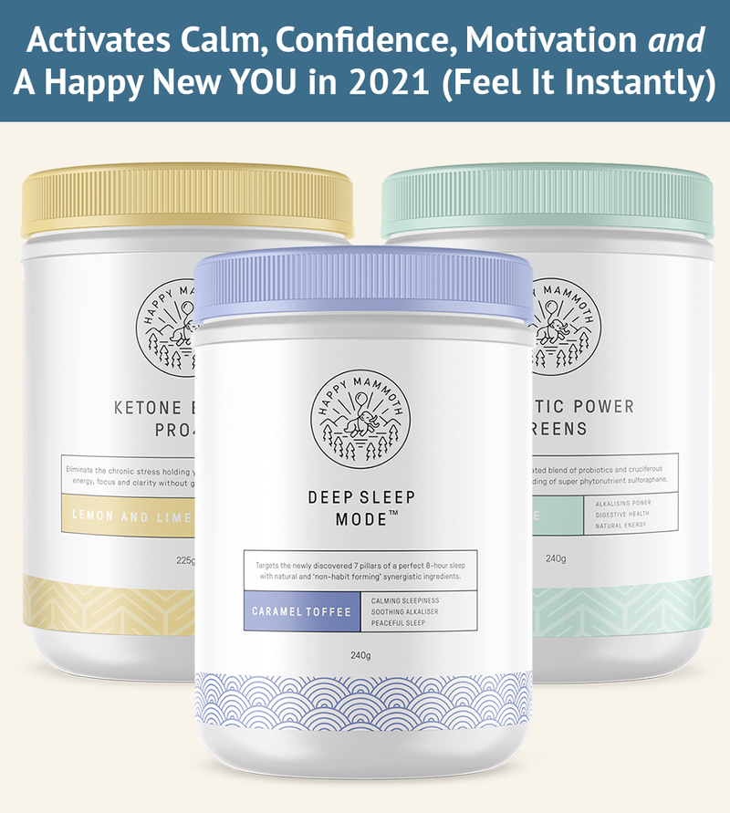 The Complete Happy New YOU System™ (Feel it Instantly)