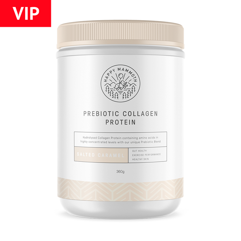 Prebiotic Collagen Protein (Salted Caramel - Limited Edition)