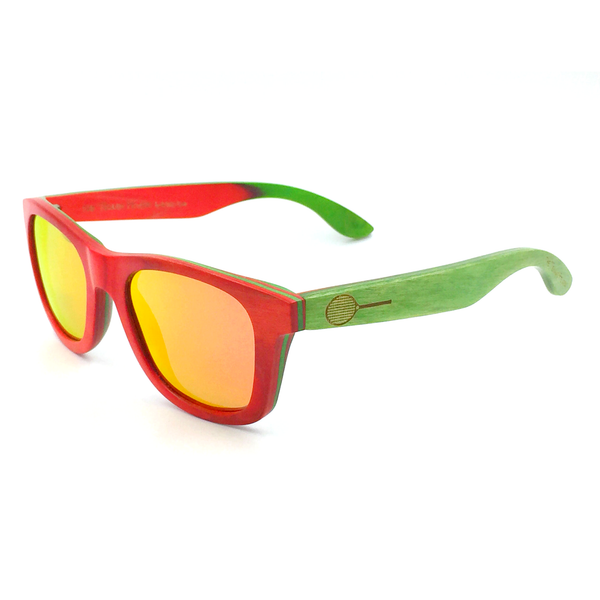 Tennis Fever Red and Green Eyewear best gift for Christmas 2016