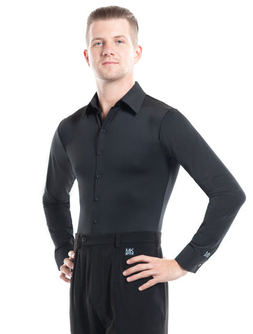 Stretchy Black Shirt