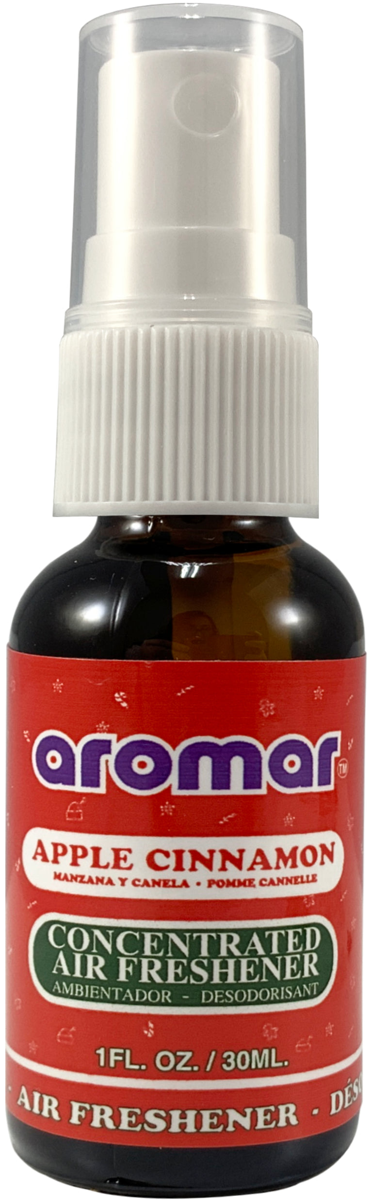 Aromar Holiday Scent of APPLE CINNAMON