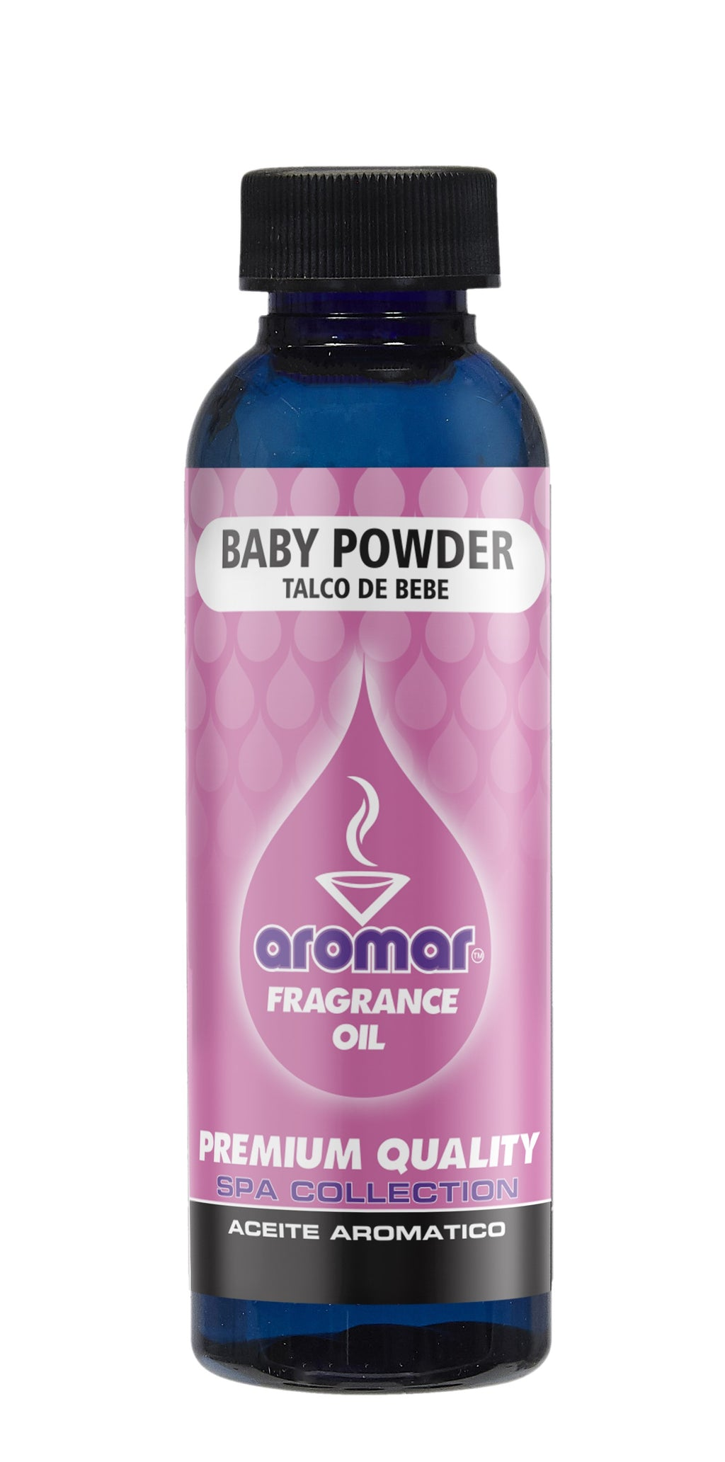 Baby Powder Aromatic Oil