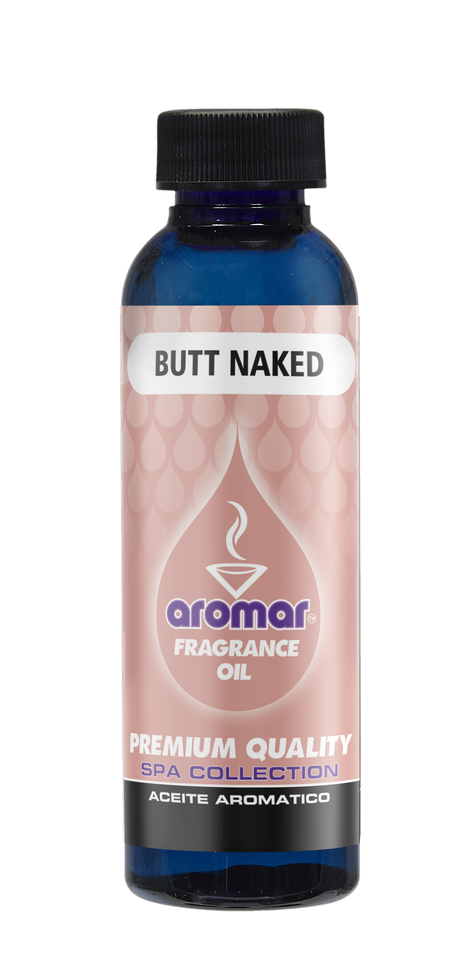 Butt Naked Aromatic Oil