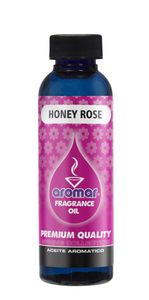 Honey Rose Fragrance Oil