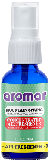 Aromar Air Freshener Mountain Spring
