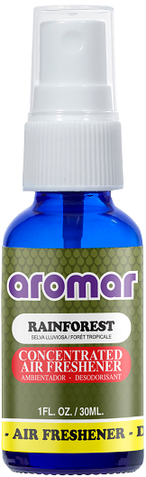 Aromar Air Freshener Rain Forest