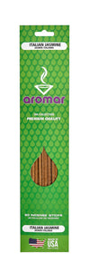 Italian Jasmine Premium Hand Dipped Pre-Packed Incense