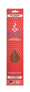 Apple Cinnamon Premium Hand Dipped Pre-Packed Incense