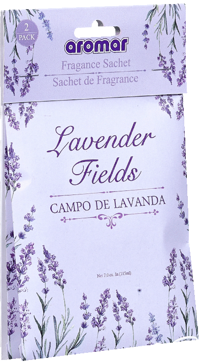 Lavender Fields Scented Sachets