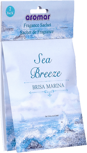 Scented Sachets Sea Breeze