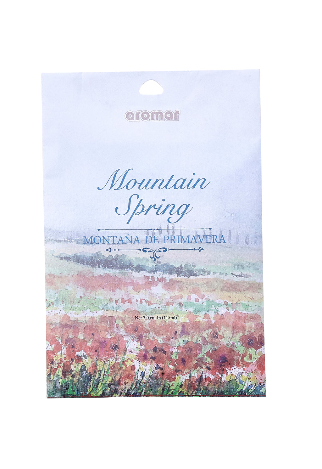 Mountain Spring Scented Sachets Mountain Spring