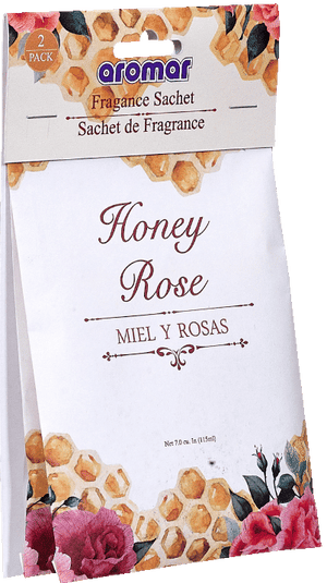 Honey Rose Scented Sachets
