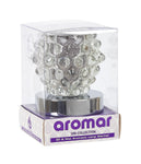 Aromar Glass Bubble Inner Cylinder Oil Warmer- Electric Touch Lamp