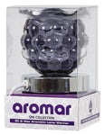 Aromar Glass Bubble Oil Warmer- Electric Touch Lamp