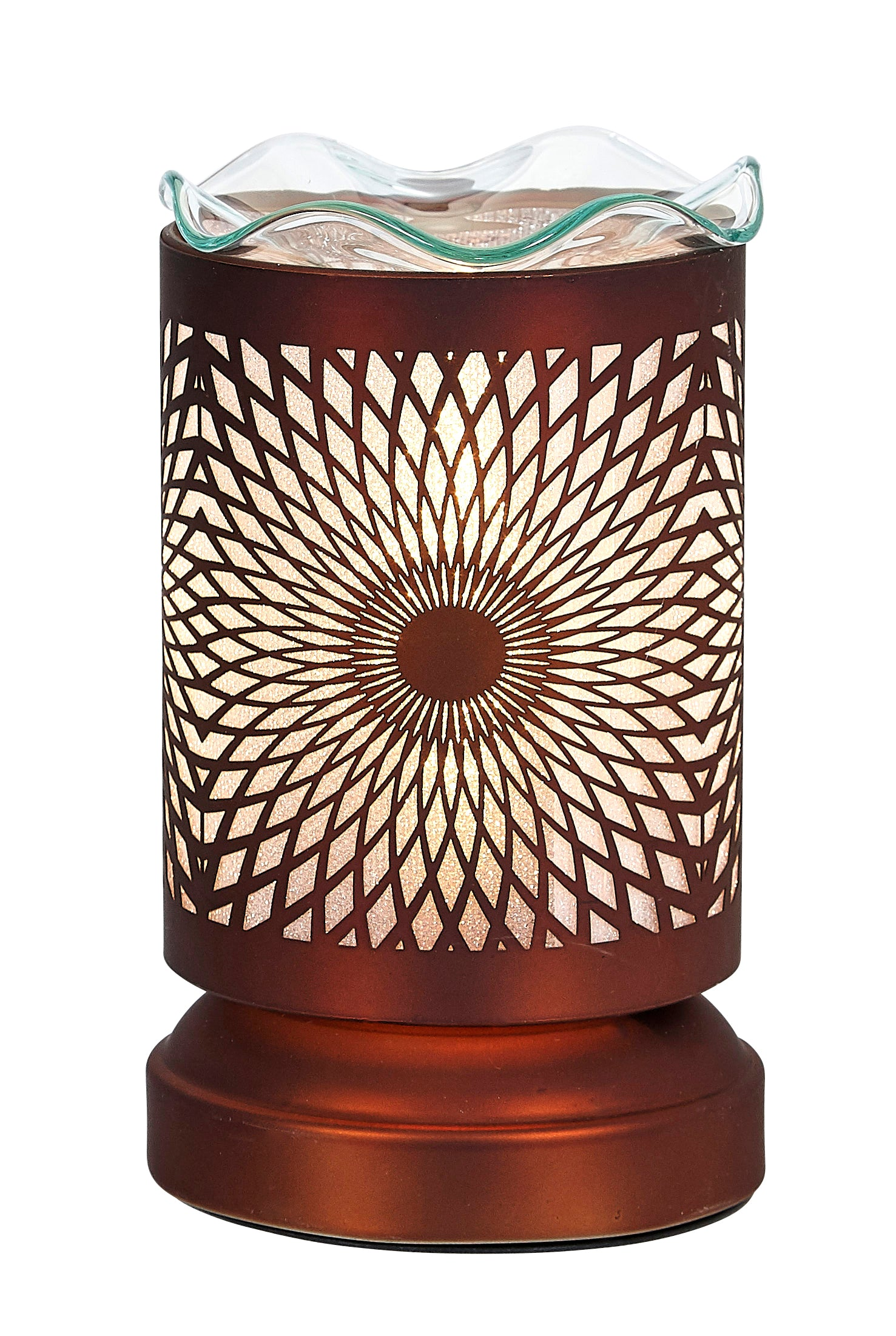 Fragrance Oils & Wax Ceramic Burner Warmer Design