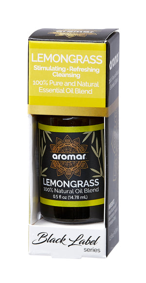 LEMONGRASS BLACK SERIES ESSENTIALS 0.5 OZ BOX