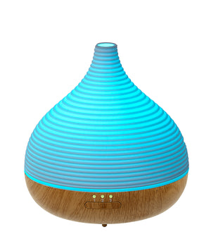 Wood Base Ultrasonic Diffuser 100mL