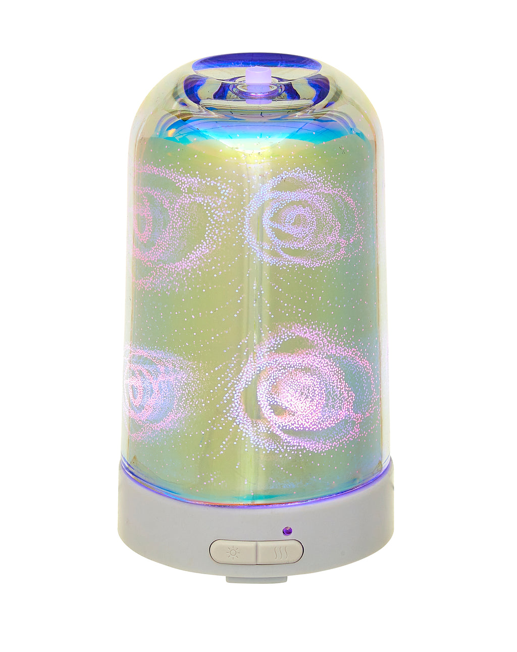 3D Glass Design Ultrasonic Oil Diffuser 100ml