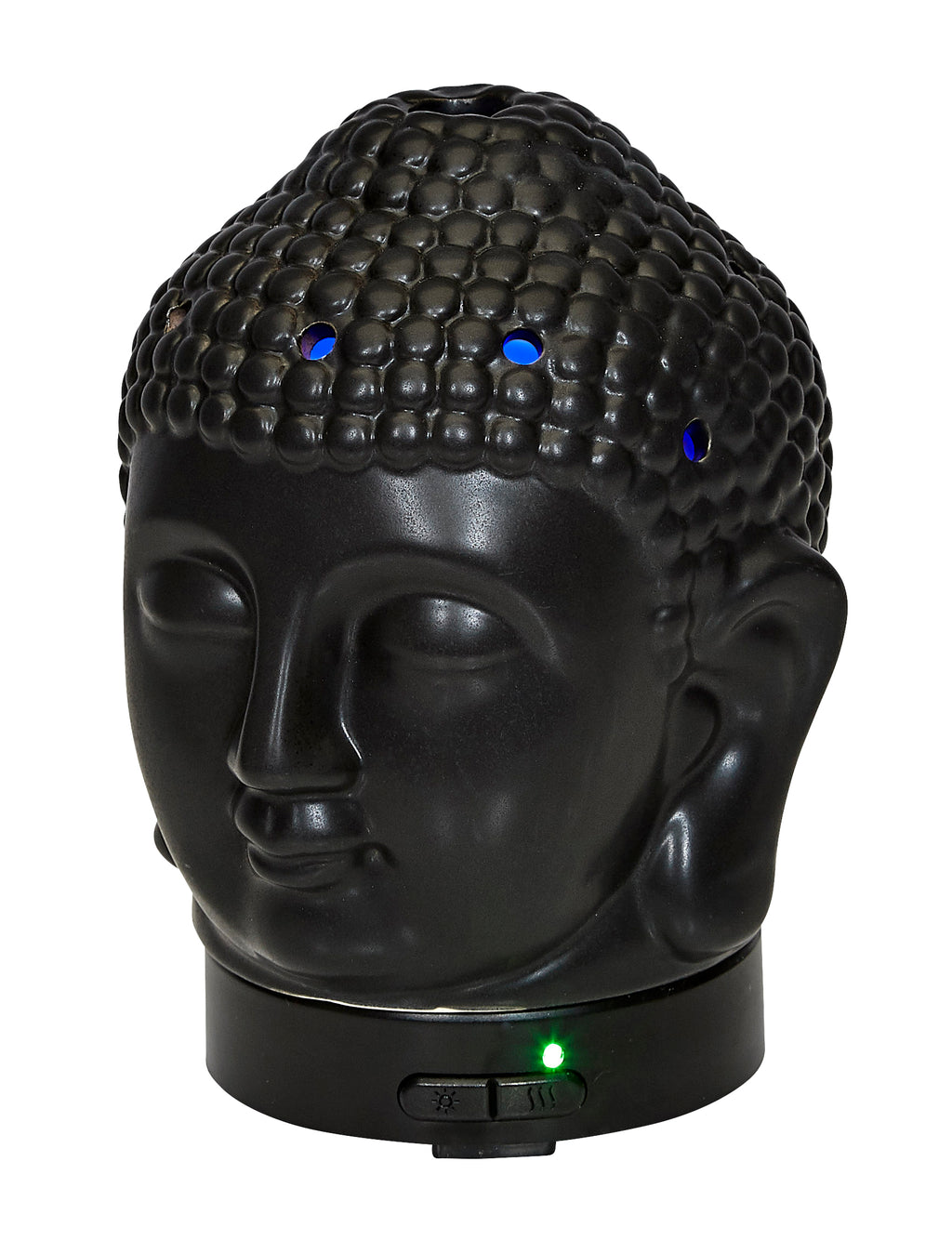 Ceramic Buddha Ultrasonic Oil Diffuser 100ml