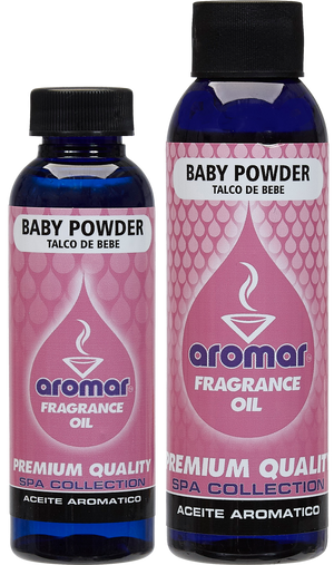 Baby Powder Fragrance Oil 2 OZ & 4 OZ