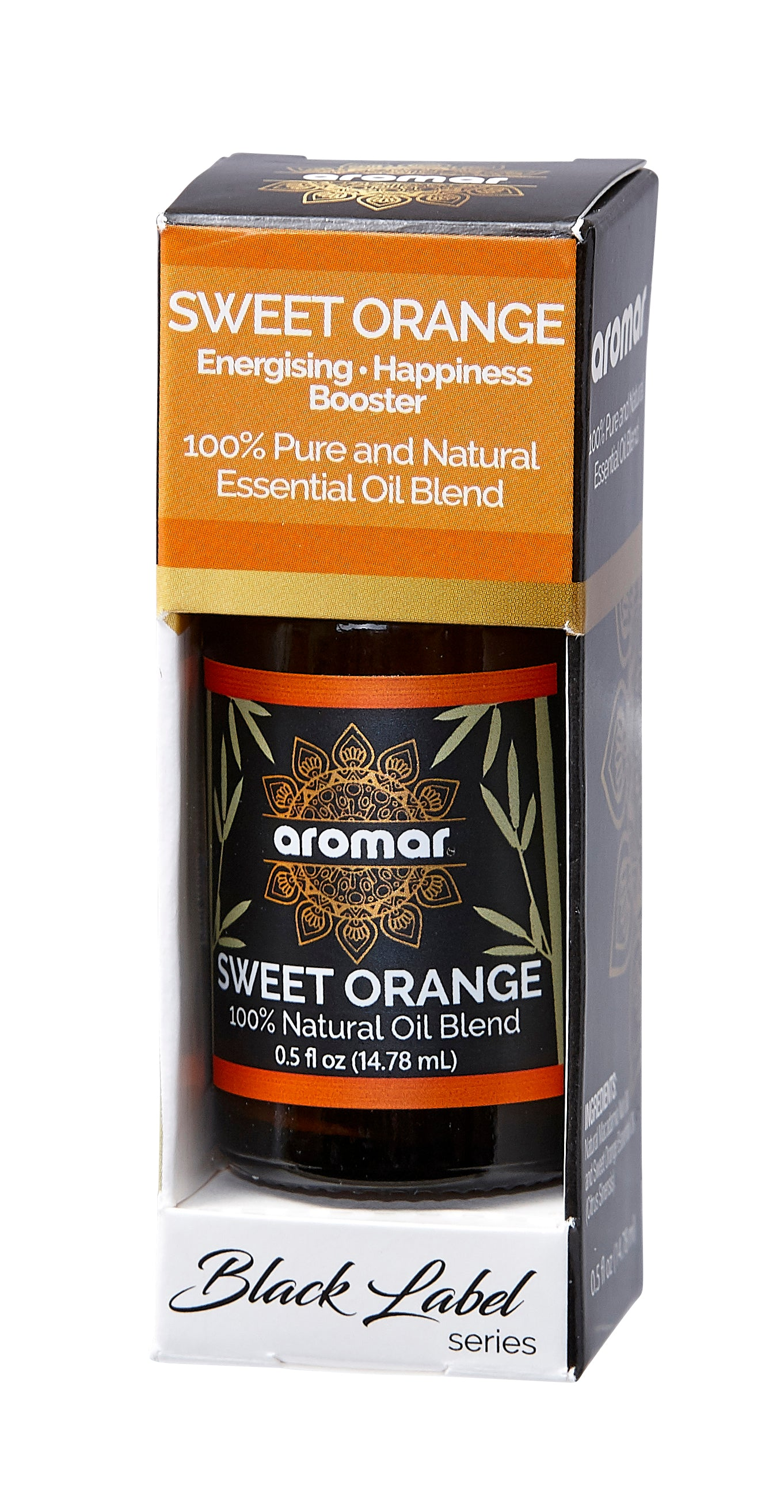 SWEET ORANGE BLACK SERIES ESSENTIALS 0.5 OZ. BOX