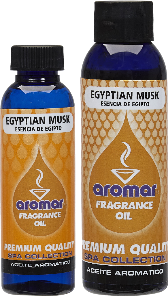 AROMAR EGYPTIAN MUSK FRAGRANCE OILS 2 OZ & 4 OZ