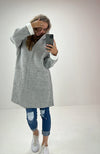 Cle Logo Sweater - Luxor